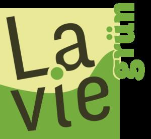 Lavie Grün Logo